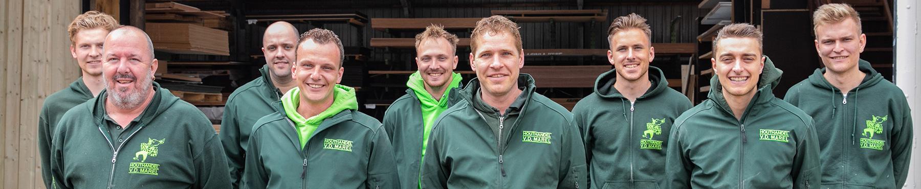 Team-houthandel-Marel-Maasdijk